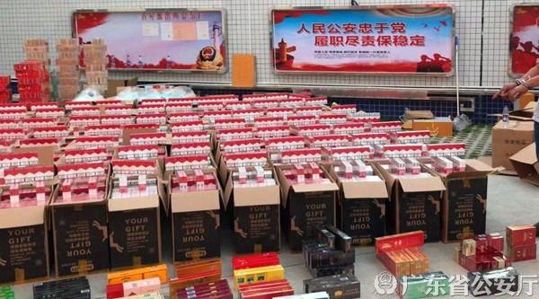 广东公安重拳打击涉中秋应节食品违法犯罪